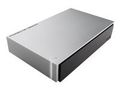LACIE Porsche Design Desktop P9233 3TB USB3 Light Grey