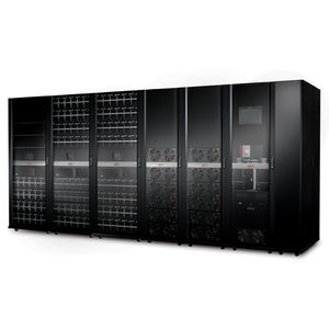 APC SYMMETRA PX 300KW SCALABLE TO 500KW LEFT BYPASS & DISTRIBUT ACCS (SY300K500DL-PD)