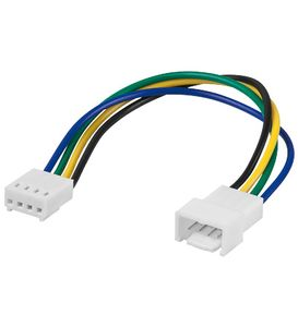 GOOBAY PC fan power extension cable (95311)