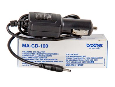 BROTHER MACD100 CAR ADAPTER FOR MW . (MACD100)
