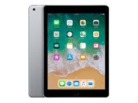 "APPLE iPad 9.7"" 32GB WiFi Grå WiFi, 9.7"" FHD retina-skjerm,  8MP/1.2MP Kamera, iOS 11 (MR7F2KN/A)"