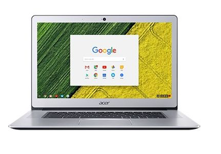 "ACER Chromebook CB515 15,6"" FHD touch Pentium N4200 Quad Core, 4GB RAM, 64GB SSD, Google Chrome OS (NX.GP3ED.004)"