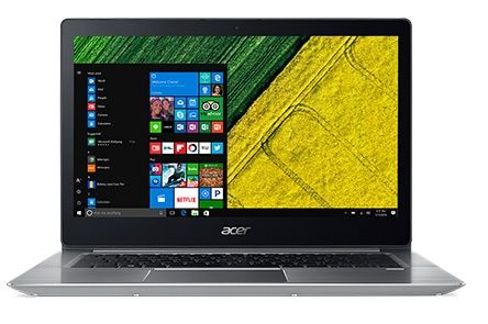 "ACER Swift 3 15.6"" Full HD matt Radeon RX 540, AMD Ryzen 5 2500U, 8GB RAM, 256GB SSD,  Windows 10 Home (NX.GV8ED.001)"