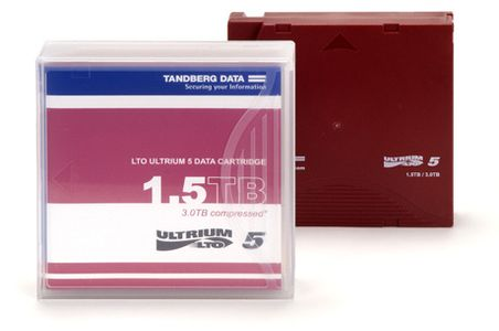TANDBERG LTO-5 DATA CARTRIDGES 5-PACK CONTAINS 5PCS SUPL (OV-LTO901505)