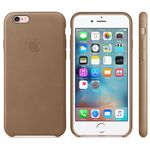 APPLE iPhone 6s Leather Case Brown (MKXR2ZM/A)