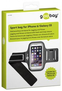 GOOBAY CASE Sportbag für iPhone 6/Galaxy S5 (46582)