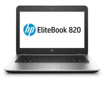 HP EliteBook 820 G3 i7-6500U 12.5inch FHD UWVA AG 16GB 512GB 720p webcam UMA 4G WWAN W10PRO64 W3/3/3