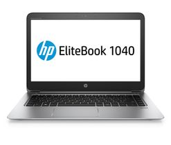 HP EliteBook 1040 G3 i7-6500U 14 QHD AG LED UWVA UMA 8GB DDR4 RAM 512GB SSD BT HSPA WWAN 6C Battery (V1A72EA#ABY)