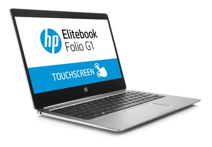 HP EliteBook Folio G1 Intel Core M5-6Y54 8GB RAM (0D) 256GB M2 OPAL2 TLC SSD 12.5in FHD AC+BT 38 WHr Long Life W10P64 3yw (DK) (1EN28EA#ABY)