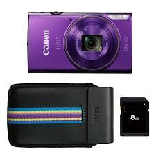 CANON CAMERA IXUS 285 ESSENTIALS KIT PR (1082C008)