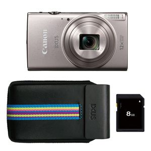 CANON CAMERA IXUS 285 ESSENTIALS KIT SL (1079C011)