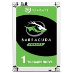 SEAGATE BARRACUDA 1TB DESKTOP 3.5IN 6GB/S SATA 64MB (ST1000DM010)