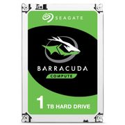 SEAGATE BARRACUDA 1TB DESKTOP 3.5IN 6GB/S SATA 64MB