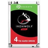 SEAGATE Ironwolf 4TB 3.5'' NAS HDD 5900rpm 64MB Cache
