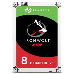 SEAGATE Ironwolf 8TB 3.5'' NAS HDD (ST8000VN0022)