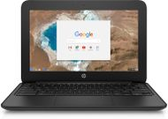 "HP Chromebook 11 G5 - Education Edition - Celeron N3060 / 1.6 GHz - Chrome OS - 4 GB RAM - 16 GB eMMC - 11.6"" TN 1366 x 768 (HD) - HD Graphics 400 - Wi-Fi, Bluetooth - svart (tangentbord) (Z2Y95EA#UUW)"