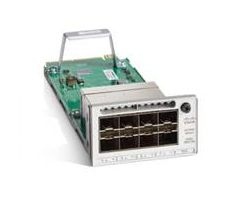 CISCO CATALYST 9300 8 X 10GE NETWORK MODULE SPARE             IN CPNT (C9300-NM-8X=)