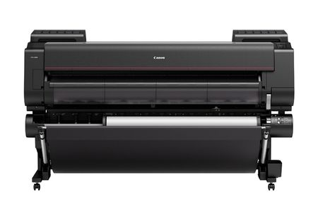 CANON Pro-6000 152,4cm 60inch 2400x1200dpi 12-Colour-Ink system 320GB Wi-Fi connection USB (2400C003)