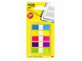 3M POST-IT® Index 683-5 i dispenser 5 fargr