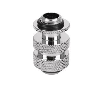 THERMALTAKE Pacific G1/4 Adjustable Fitting (20-25mm) - Chrome/ DIY LCS/ Fitting (CL-W067-CU00SL-A)