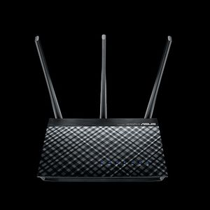 ASUS DSL-AC51 AC750 Dual-Band ADSL/VDSL Wi-Fi Modem Router (90IG0471-BO3100)