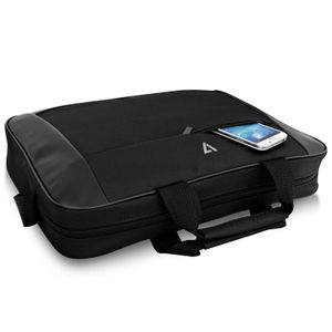 VIDEO SEVEN ESSENTIAL TOPLOAD 16IN NOTEBOOK CARRYING CASE BLK ACCS (CTK16-BLK-9E)