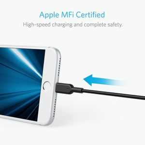 ANKER PowerLine II with lightning (A8434011)