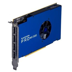 DELL RADEON PRO WX 5100 8GB 4 DP PRECISIONCUSTOMER KIT            IN CTLR (490-BDYI)