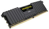 16GB RAMKit 2x8GB DDR4 3000MHz 2x288Dimm Unbuffered 16-20-20-38 Vengeance LPX Black Heat Spreader 1,35V XMP2.0