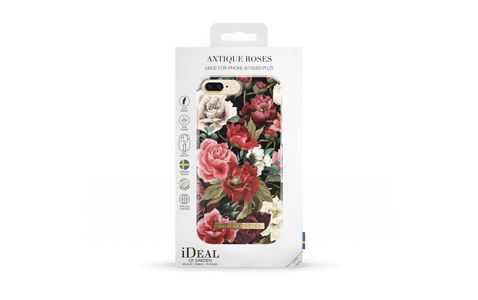 iDEAL OF SWEDEN CASE IPHONE 6/6S 7/7S PLUS ANTIQUE ROSES (IDFCS17-I7P-63)
