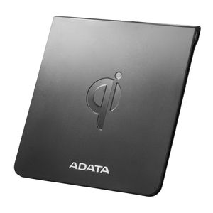 A-DATA USB Charger wireless slim black (ACW0050-1C-5V-CBK)