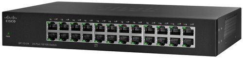 CISCO SF110-24 24-PORT 10/100 SWITCH                           IN CPNT (SF110-24-UK)