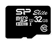 SILICON POWER Micro SDCard 32GB UHS-1 Sup/class 10 w/adapt (SP032GBSTHBU1V10-SP)