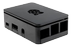 DESIGNSPARK Raspberry Pi case, for 3 Model B / B+ / Pi 2, black