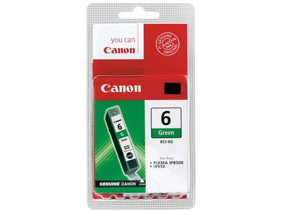 CANON BCI-6G INK TANK GREEN F/ I9950 NS (9473A002)