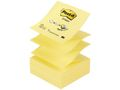 POST-IT Notes POST-IT Z-block 76x76mm gul