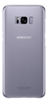 SAMSUNG CLEAR COVER (VIOLET GALAXY S8 PLUS)
