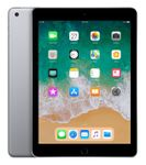 "APPLE iPad 9.7"" 32GB WiFi Grå WiFi, 9.7"" FHD retina-skjerm,  8MP/1.2MP Kamera, iOS 11 (MR7F2KN/ A)"