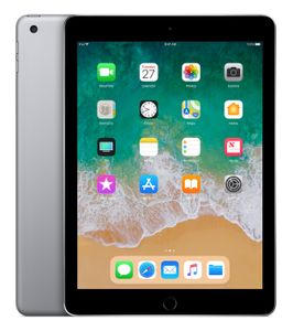 APPLE iPad 9,7'' 32GB Space Grey, Wi-Fi (2018 - 6. Gen.) (MR7F2KN/A)