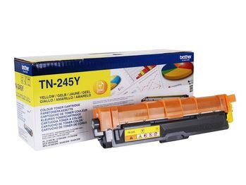BROTHER TN-245Y TONER CARTRIDGE YELLOW F. HL-3140/ 3150/ 3170 F.2200 P SUPL (TN245Y)