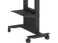 SMS Func Mobile Shelf Black