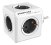 ALLOCACOC Power Cube Original White-Grey
