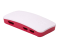 RASPBERRY PI Zero official case, Zero and Zero Wireless, red/white