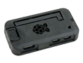 RASPBERRY PI Zero case, Zero and Zero Wireless, black