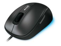 COMFORT MOUSE 4500 USB BLACK