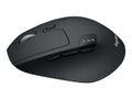 LOGITECH M720 Triathlon Mouse, Sort