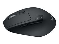 LOGITECH M720 Triathlon Mouse, Sort (910-004791)