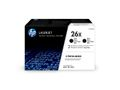 HP Toner CF 226 XD black No. 26 X