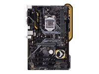 ASUS Mainboard Intel TUF H310-PLUS GAMING LGA1151 2x DDR4 max. 32GB PCI-E 4x USB 3.0 6x USB 2.0 D-Sub HDMI Gb Intel 4x SATA ATX (90MB0WY0-M0EAY0)