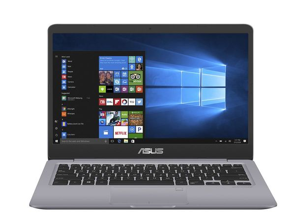 "ASUS VivoBook S410UN 14"" Full HD matt GeForce MX150, Core i5-8250U Quad Core, 8GB RAM, 256GB SSD, Windows 10 Home (S410UN-EB015T)"